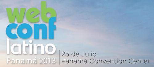WebConfLatino, Panamá 2013