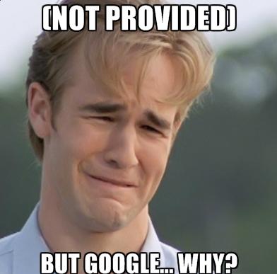Not Provided Google